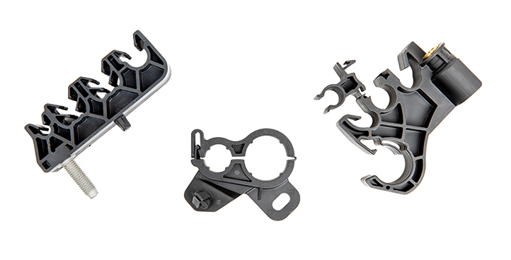 Automotive injection molded clip manufacturer